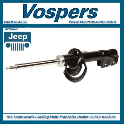 Genuine Jeep Compass & Patriot MK Drivers Side Front O/S/F Shock Absorber