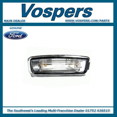 Genuine Ford Focus MK1 Number Plate Lamp x1