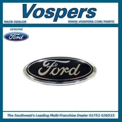 Genuine Ford Fiesta MK6 2001-2008 Front Ford Oval Badge Logo