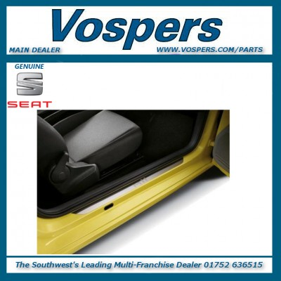 Genuine Seat Mii 3DR Front Sill Door Guards