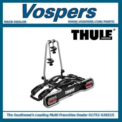 Thule 941 EuroRide 2 Bike Tow Bar Mounted Cycle/Bike Carrier Rack