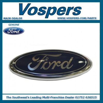 Genuine Ford KA Mk2 Rear Tailgate Badge