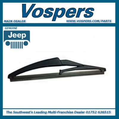 Genuine Jeep Wrangler JK Rear Wiper Blade
