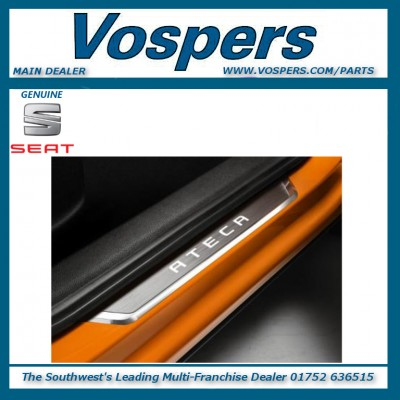 Genuine Seat Ateca Front Sill Guards