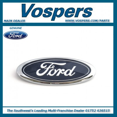 Genuine Ford Focus, C-Max & Grand C-Max Front Bonnet Badge