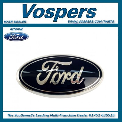 Genuine Ford KA Ford Oval Front Grille Badge Emblem