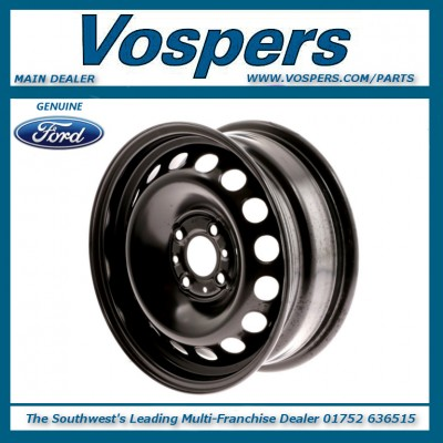 "Genuine Ford Ka 2008 Onwards 5.5J X 14"" Steel Wheel x 1"