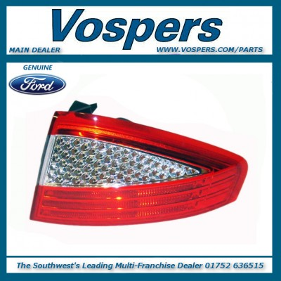 Genuine Ford Mondeo MK4 5-Door Saloon/Hatch Right Hand Rear Outer Lamp / Light 2007 - 2010
