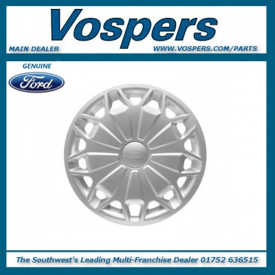 "Genuine Ford Transit Inc Custom 15"" Inch Wheel Trim / Hub Cap x1"