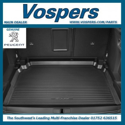 Genuine Peugeot 5008 SUV Boot Liner