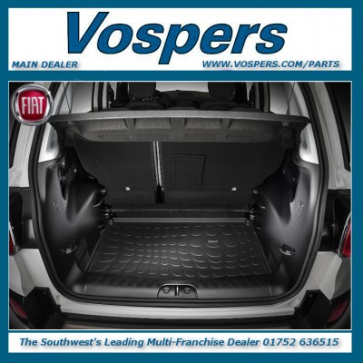 Genuine Fiat 500L Boot Liner Tray Protection