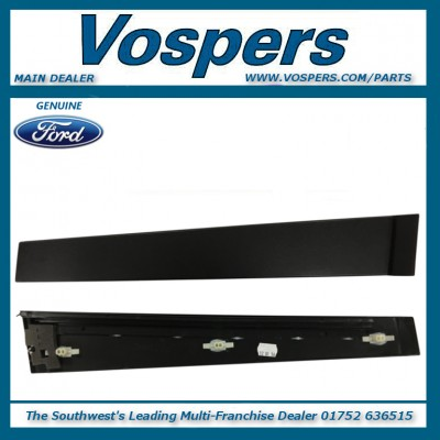 Genuine Ford Fiesta 5-Door Drivers Side Rear Door Trim