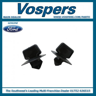 Genuine Ford Mondeo MK3 Front Grille Clips x 2