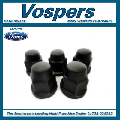 Genuine Ford Transit Wheel Nut Covers x5