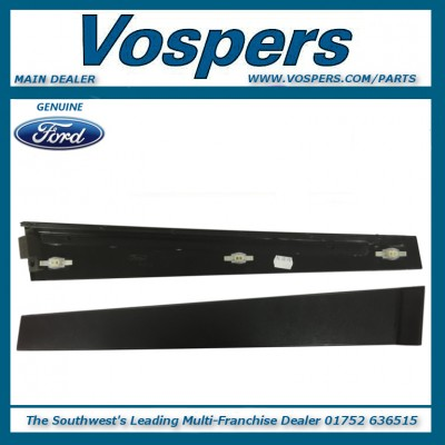 Genuine Ford Fusion O/S Drivers Side Rear Door Trim