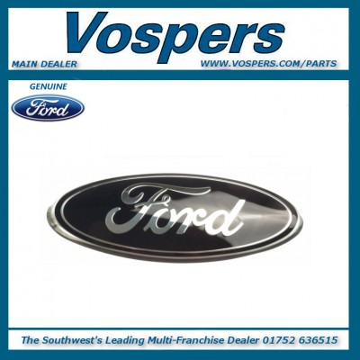 Genuine Ford Focus Front Badge / Blue Oval Emblem