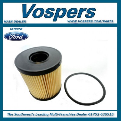 Genuine Ford Various Models Paper Element Oil Filter
