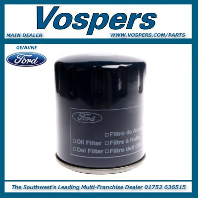 Genuine Ford Various Models 2.0l Diesel Oil Filter