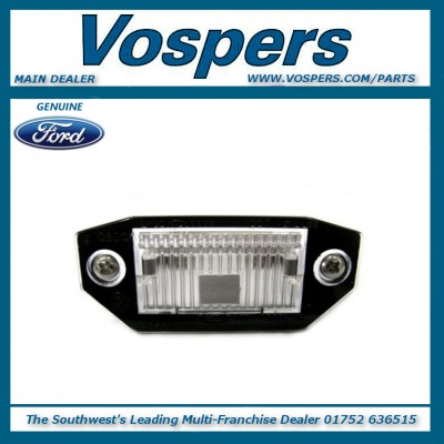 Genuine Ford Mondeo MK3 2000-2007 Rear Number Plate Lamp x1