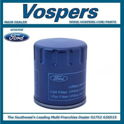Genuine Ford C-Max. Edge, Focus, Galaxy, Kuga, Mondeo & S-Max  2.0 Litre Engine Oil Filter