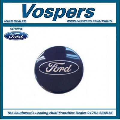 Genuine Ford (Most Models) 54mm Alloy Wheel Centre Cap x1