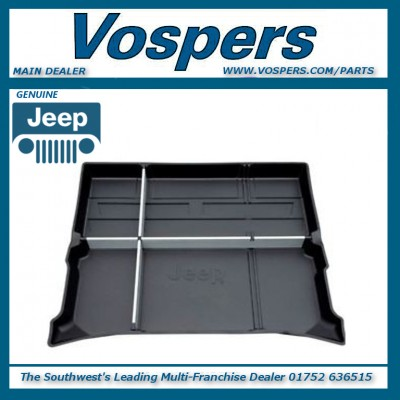 Genuine Jeep Cherokee KL Boot Cargo Liner