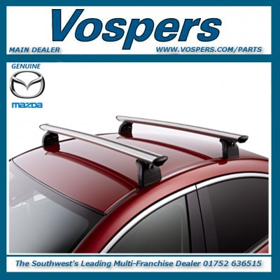 Genuine Mazda 6 Estate Roof Rack Cross Bars