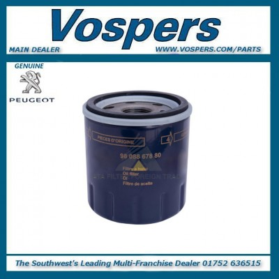 Genuine Peugeot Boxer 2.2 HDI Engine Oil FIlter