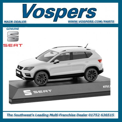 Genuine Seat Ateca 1:43 Scale Model Car