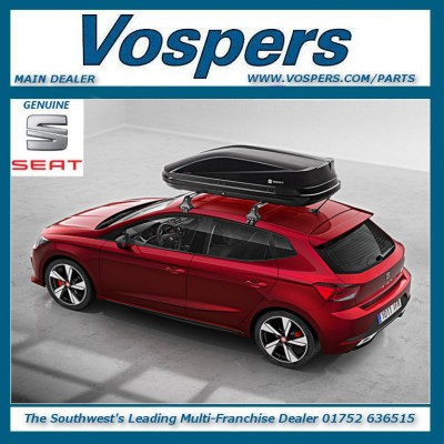 Genuine Seat 400L Luggage Rack Trunk Roof Box