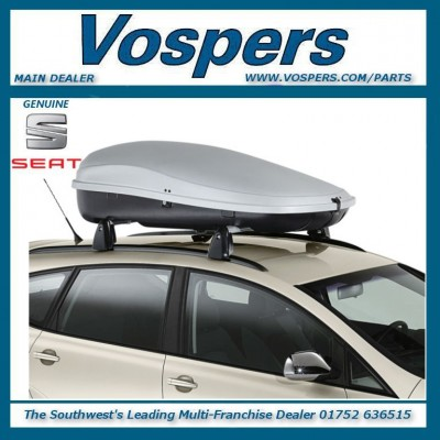 Genuine Seat 450L Luggage Rack Trunk Roof Box Brand New!