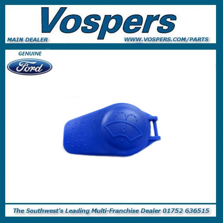 Genuine Ford Mondeo, S-Max & Galaxy Windscreen Washer Bottle Cap