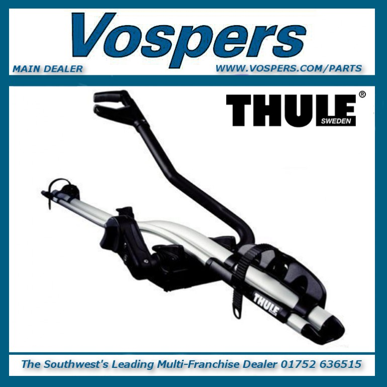 Thule 591 ProRide Twin Pack Roof Mount Cycle / Bike Carrier
