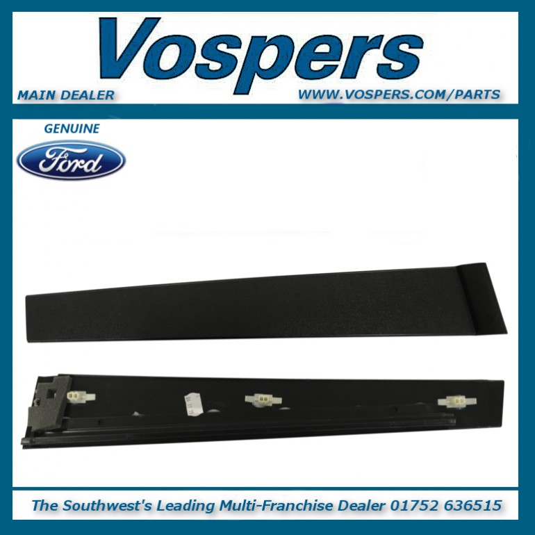 Genuine Ford Fiesta 5-Door Passenger Side Rear Door Trim